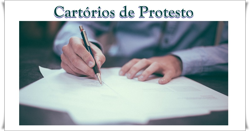 Cartório de protesto