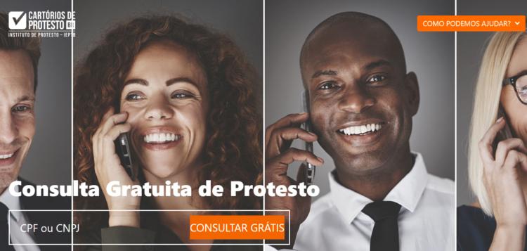 Como consultar protesto online