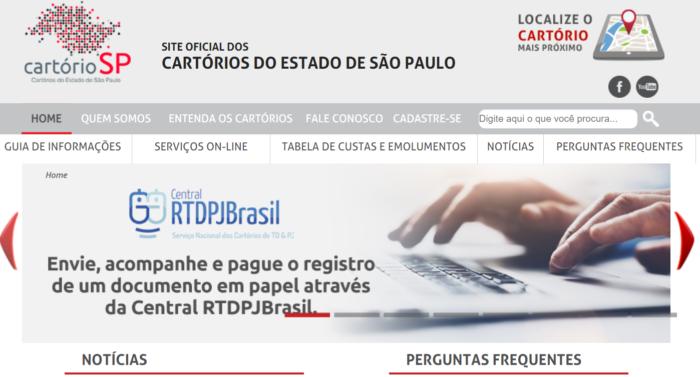 Anoreg Digital São Paulo