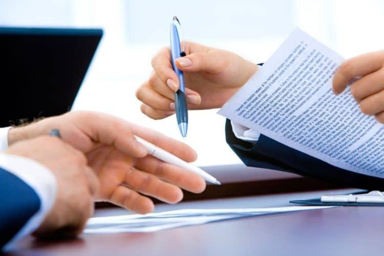 Definição de Contrato Comutativo